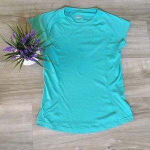 Under Armour green medium workout shirt